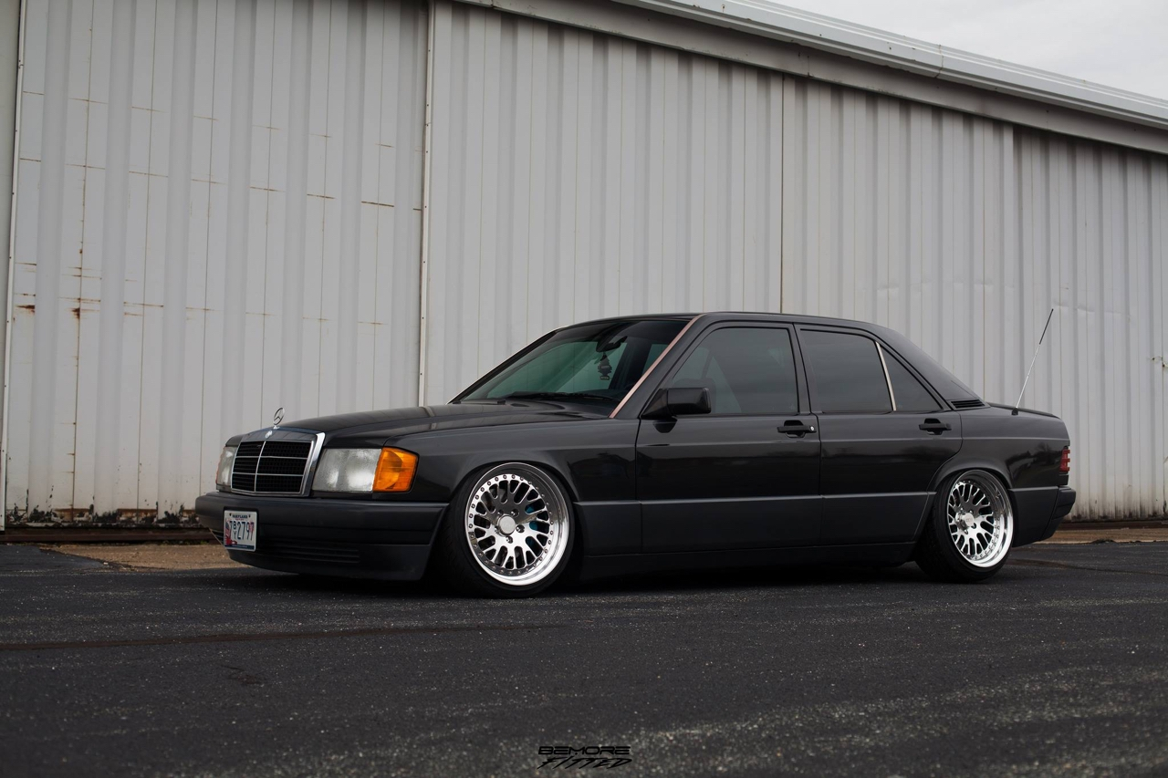 Mercedes 190... Clean & Class ! 6