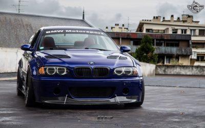 BMW M3 E46 Compresseur de Steve – Le retour de la Reine !