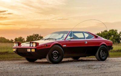 Ferrari GT4 Safari 1975 – En mode sale !
