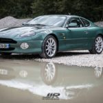 L'Aston Martin DB7 d'Hedi - Champagne, petits fours et clef de 13...