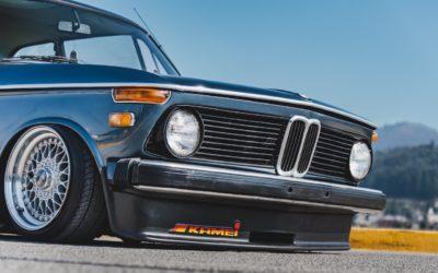 '74 BMW 2002… J'crois que je suis amoureux !