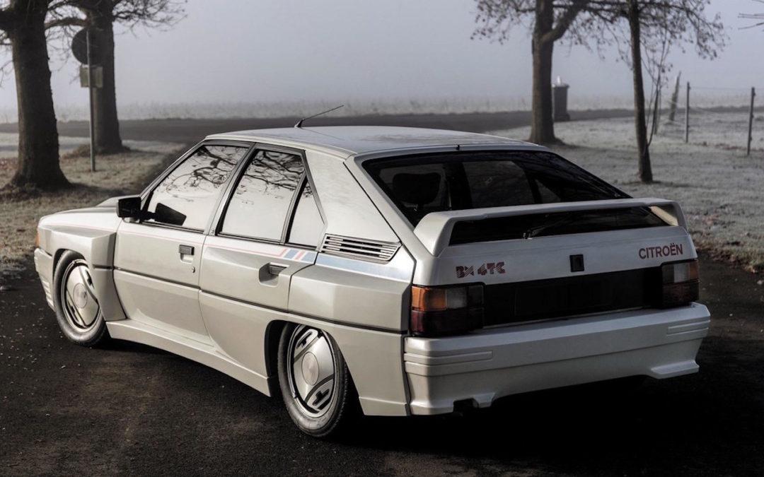 Citroen BX 4 TC – Papy, c'est quoi ton auto ?!