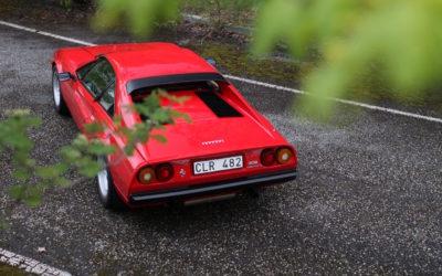 '84 Ferrari 308 GTB QV… Quelques détails qui changent tout !
