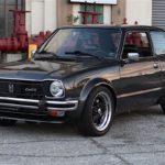 '78 Honda Civic - 218 ch pour 750 kg !