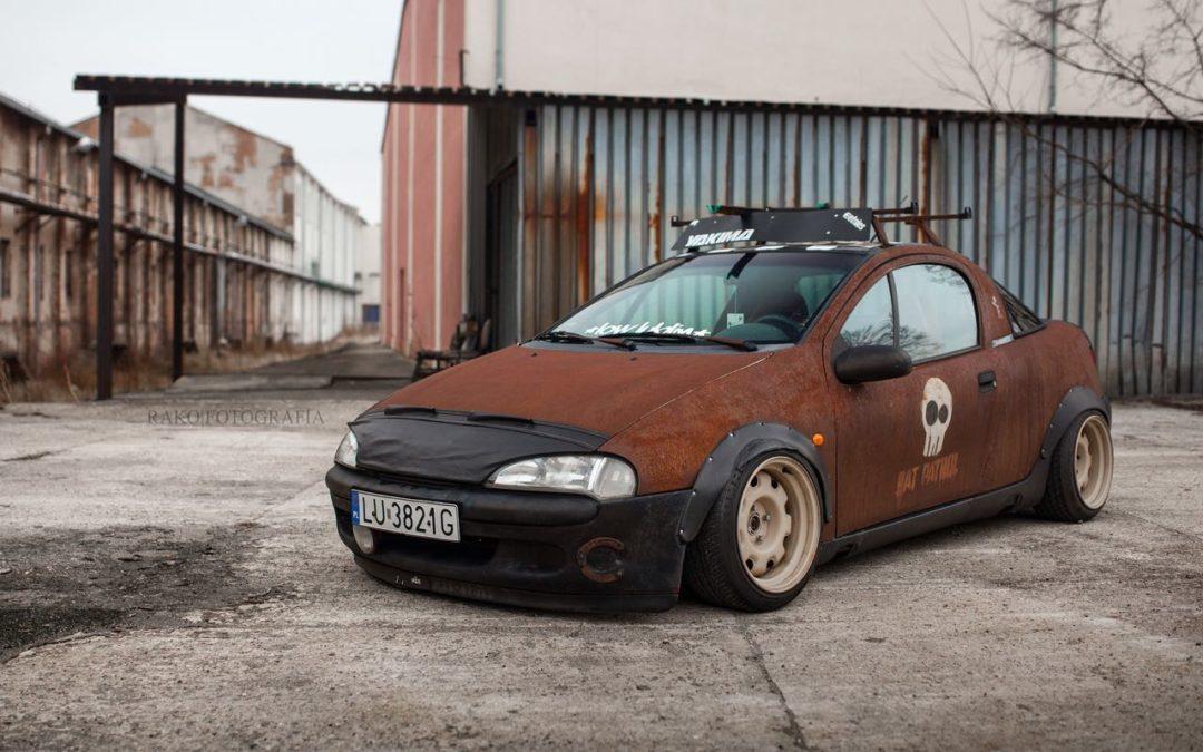 Opel Tigra Rats… Come back !