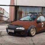 Opel Tigra Rats... Come back !