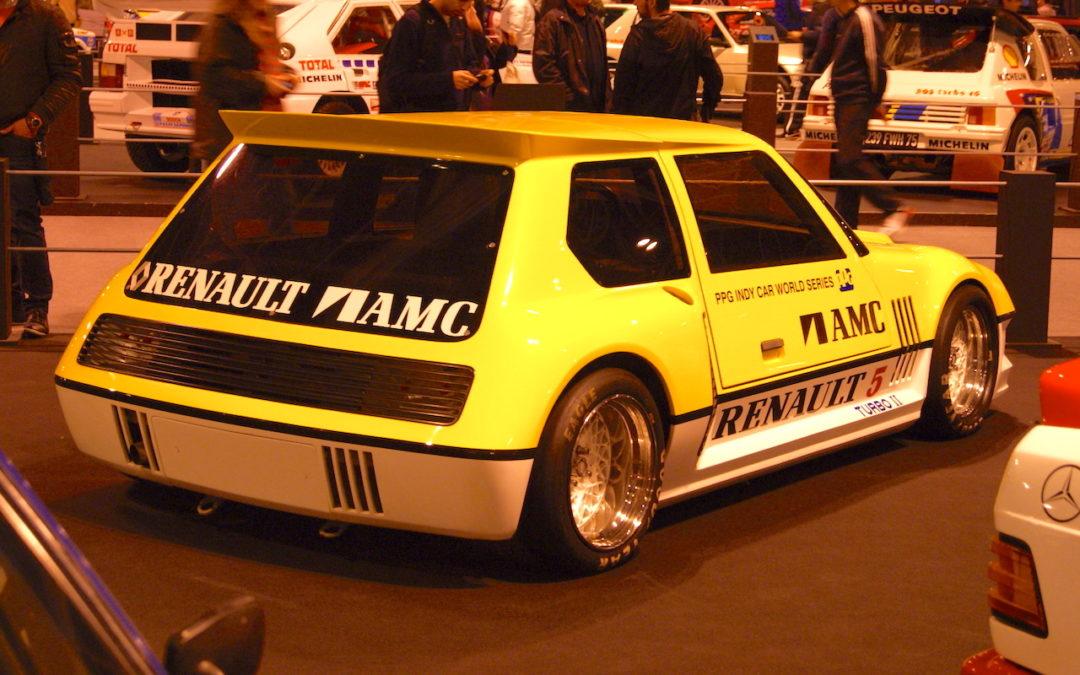 Les Pace Cars PPG 80's… Vous allez vous coucher moins con !