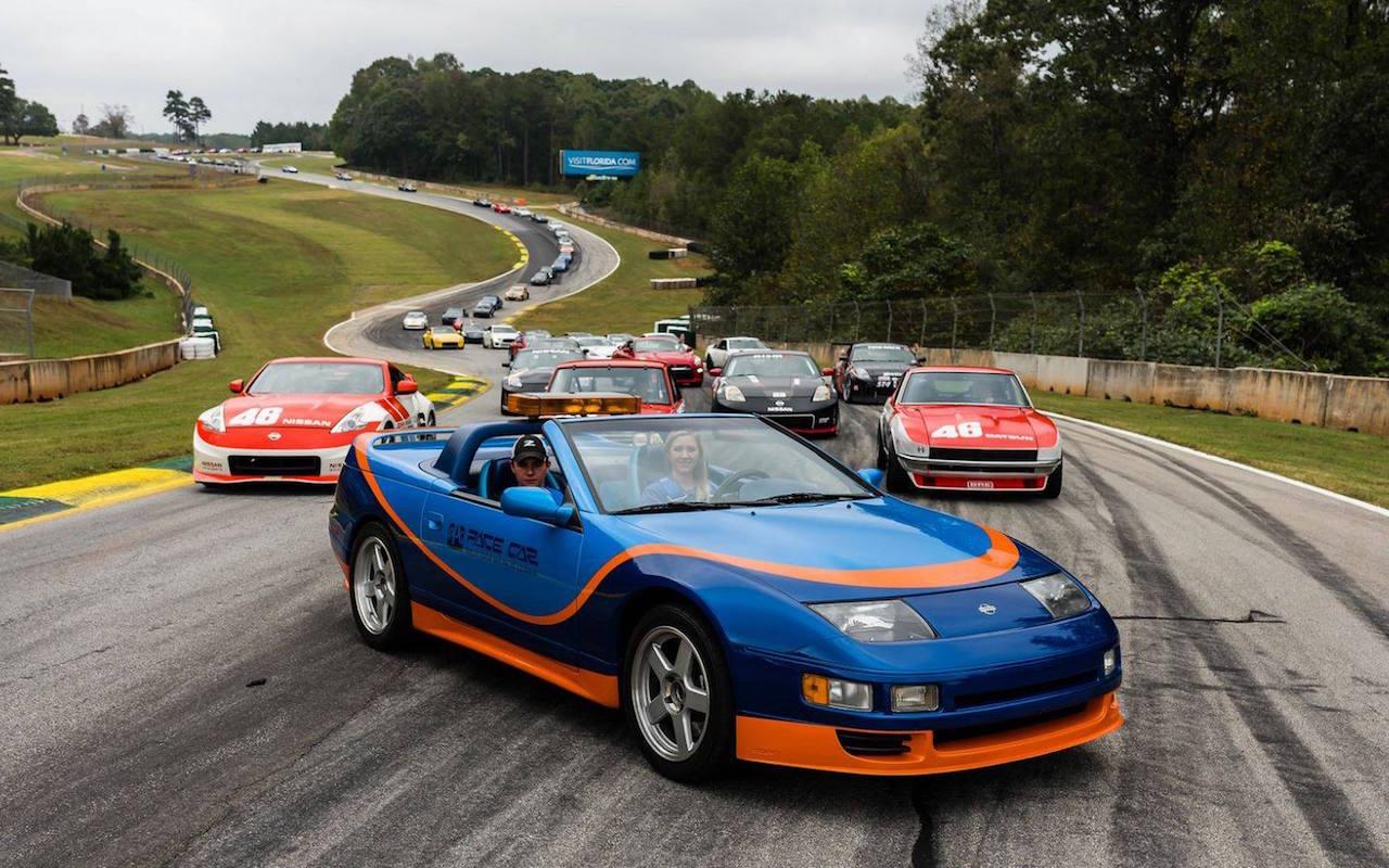 Les Pace Cars PPG 90's… On passe la 2ème couche ! 1