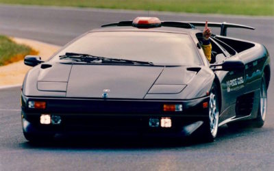 Les Pace Cars PPG 90's… On passe la 2ème couche !