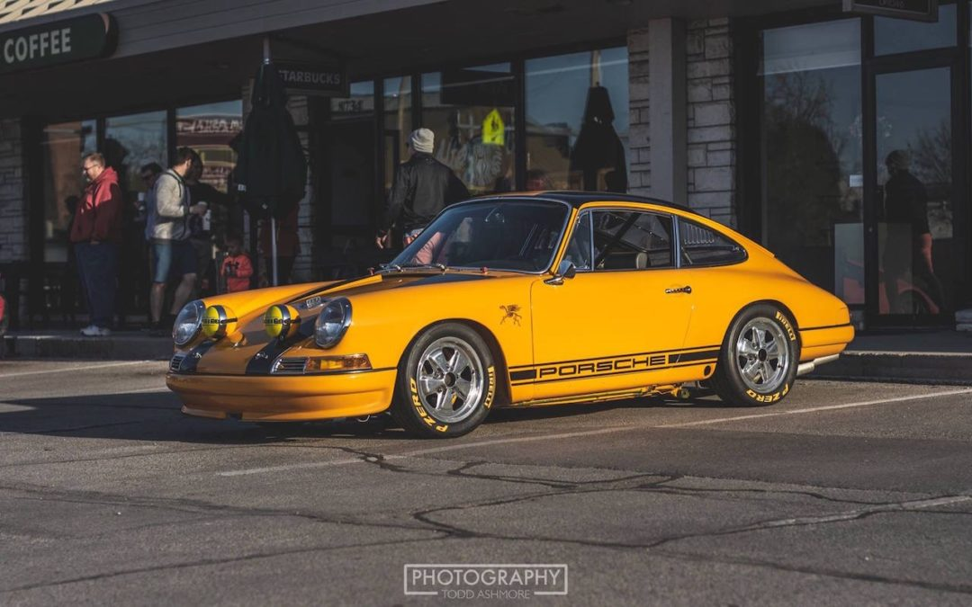 '67 Porsche 911 2.7 S R – R comme Outlaw ! Enfin presque…