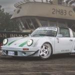 Porsche 964 Targa RWB - White Walker...