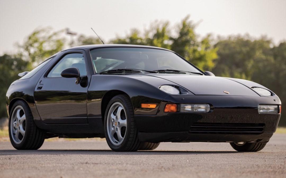 Porsche 928… Et si la meilleure des Porsche c'était elle ?!