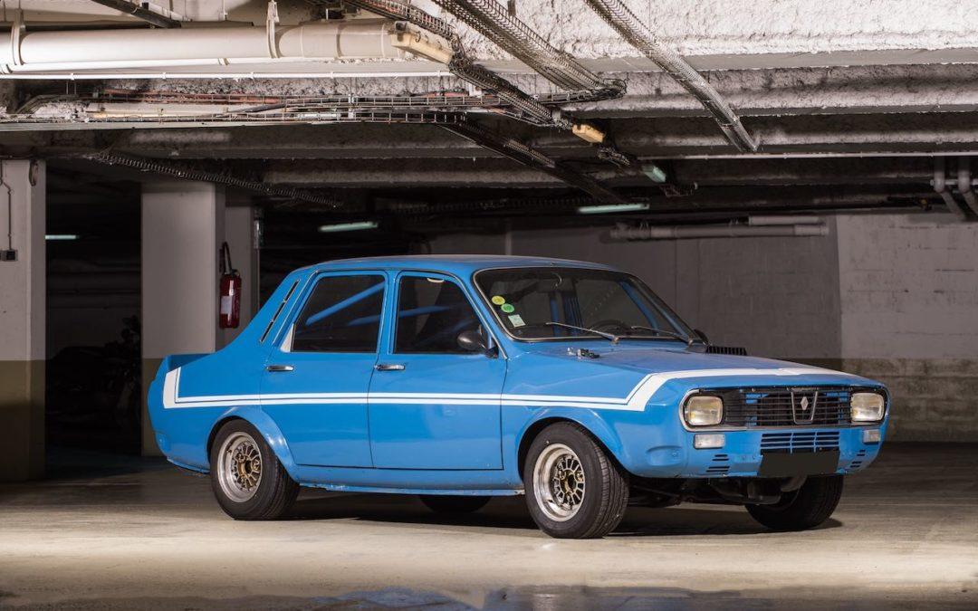 R12 Gordini… Oui, elle a existé !