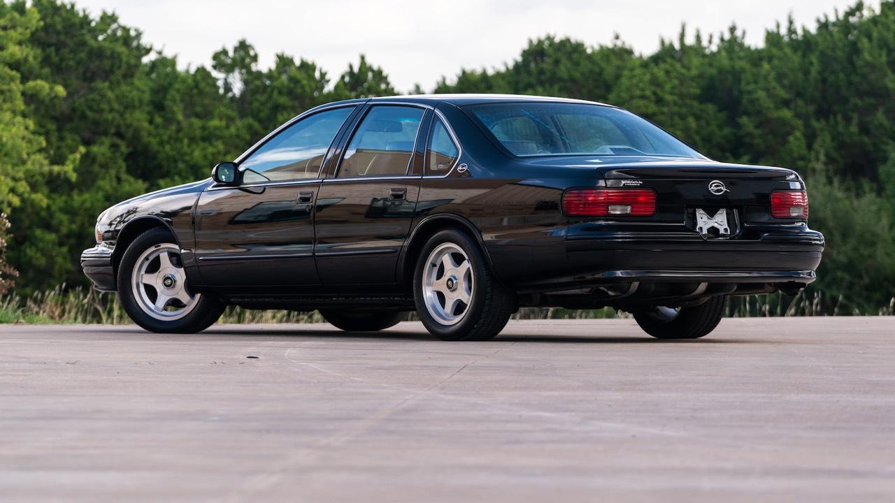 '96 Chevy Impala SS - Vous avez dit Sleeper ?! 15