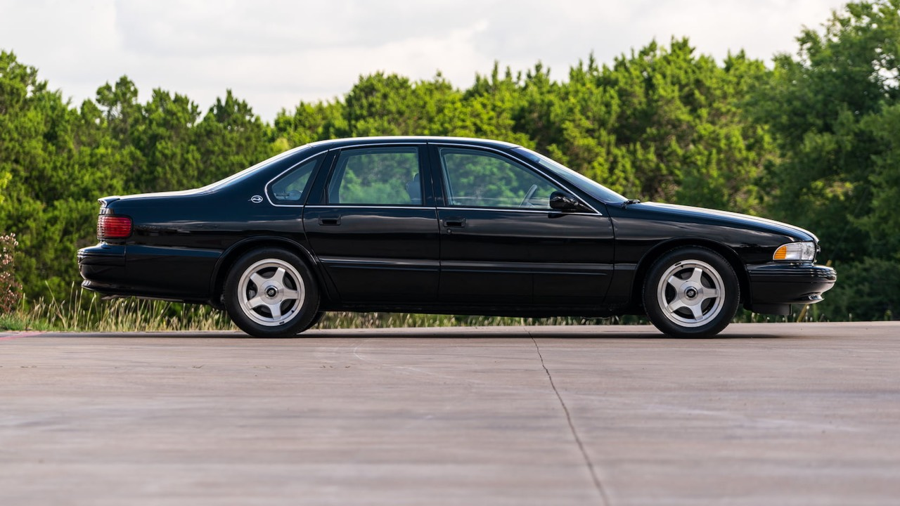 '96 Chevy Impala SS - Vous avez dit Sleeper ?! 18
