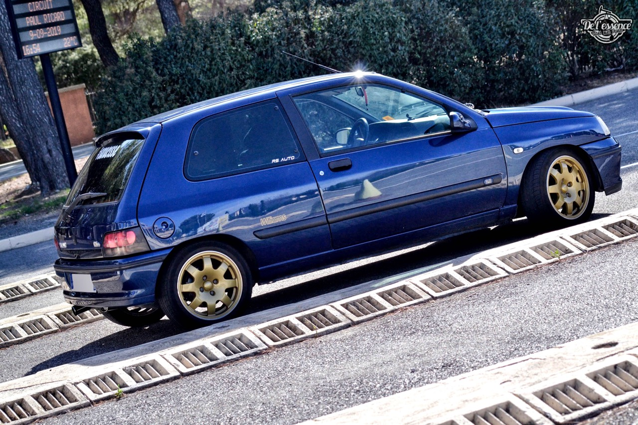 '95 Clio Williams de Mathias... Enfin ! 13