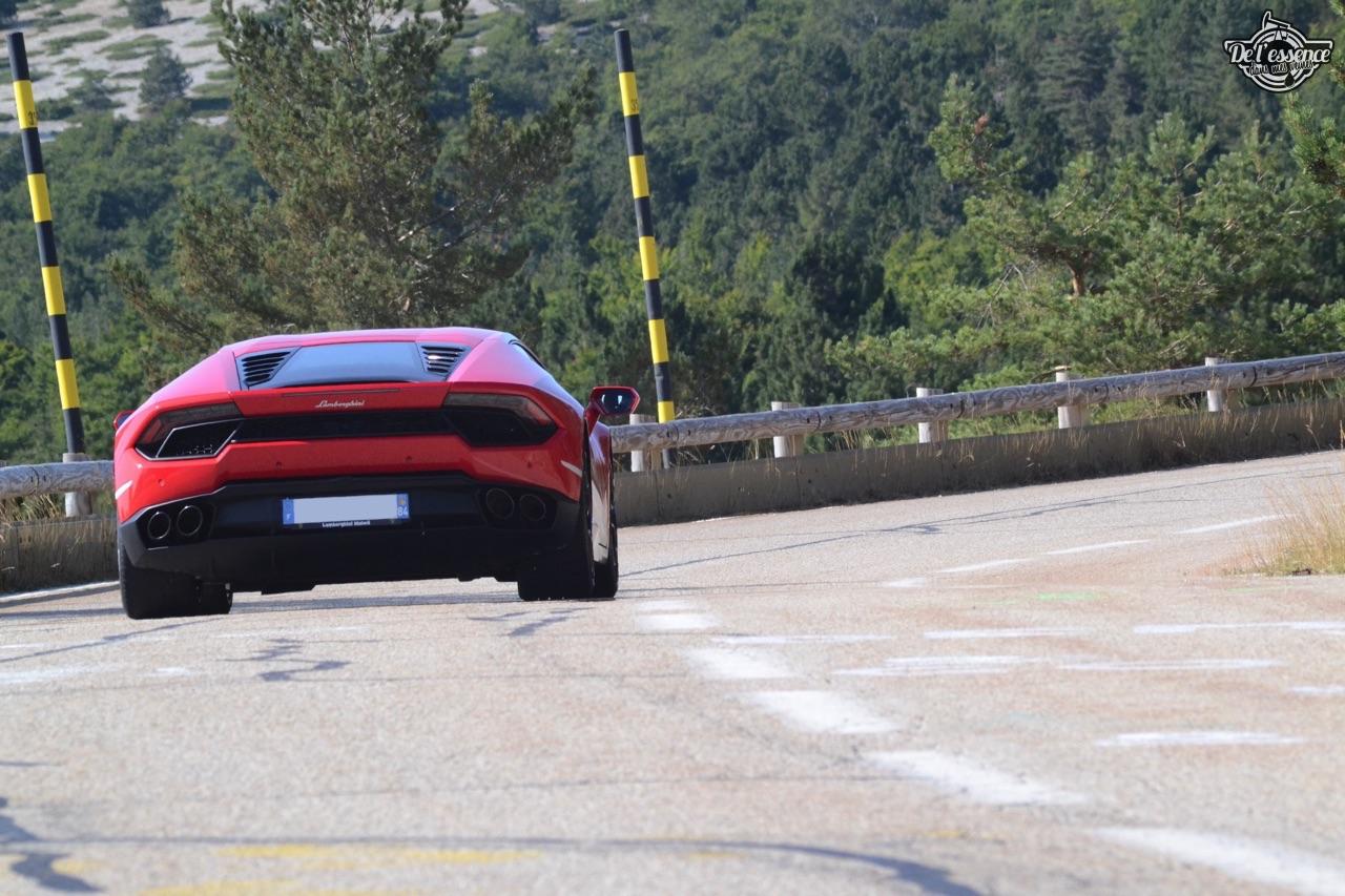 Lamborghini Huracan LP580-2 : En altitude... 5
