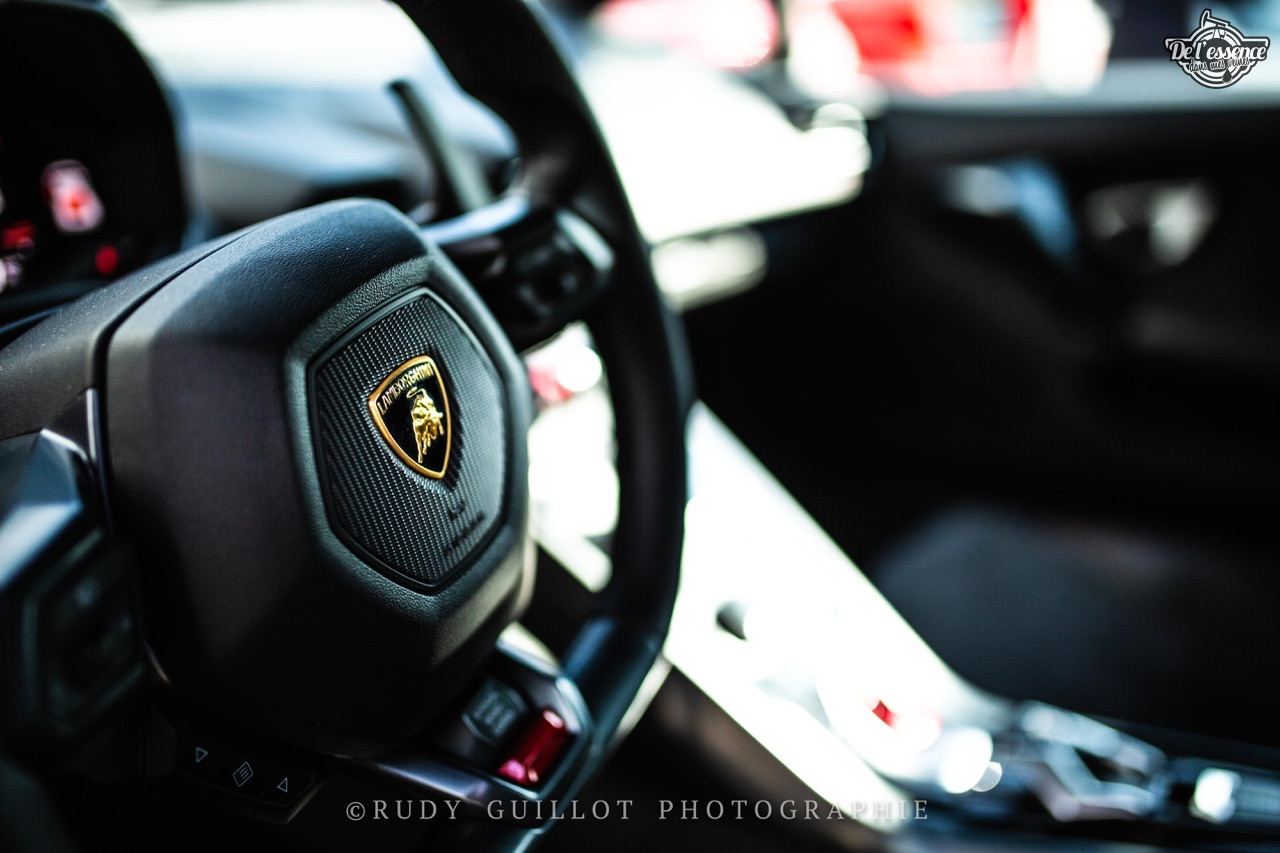 Lamborghini Huracan LP580-2 : En altitude... 14
