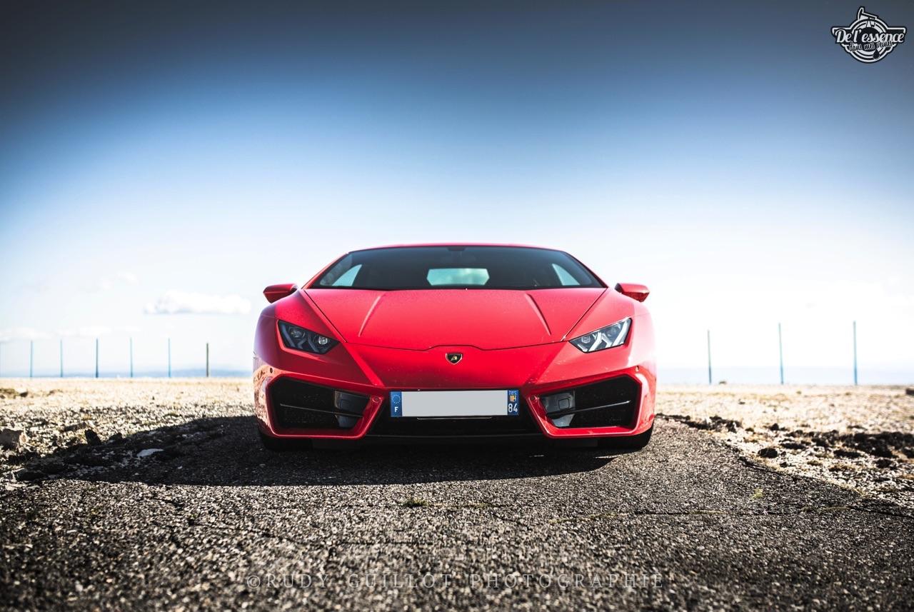 Lamborghini Huracan LP580-2 : En altitude... 3