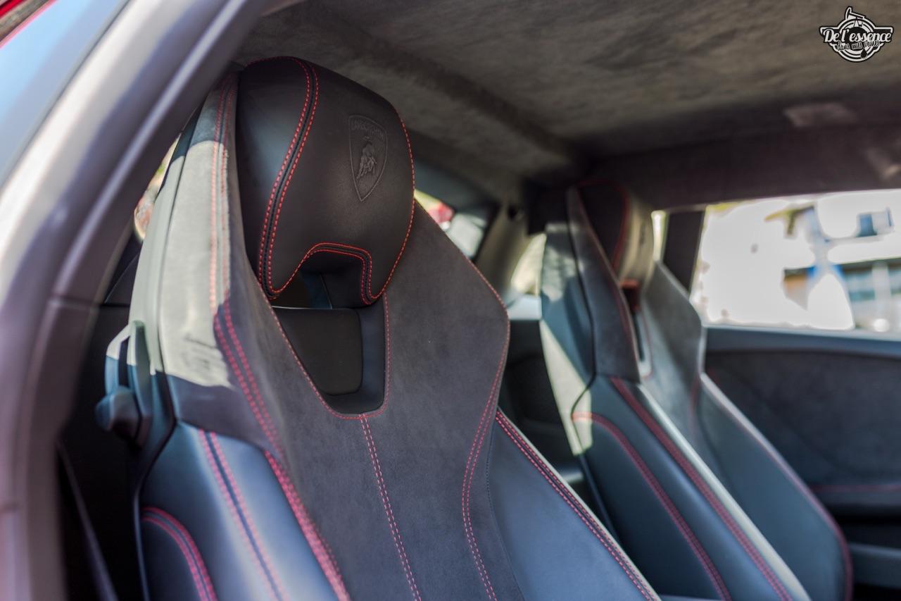 Lamborghini Huracan LP580-2 : En altitude... 17