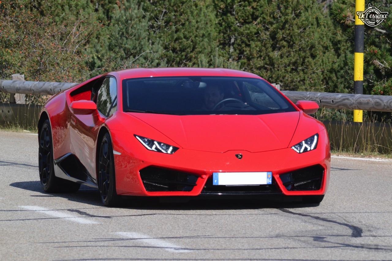 Lamborghini Huracan LP580-2 : En altitude... 6
