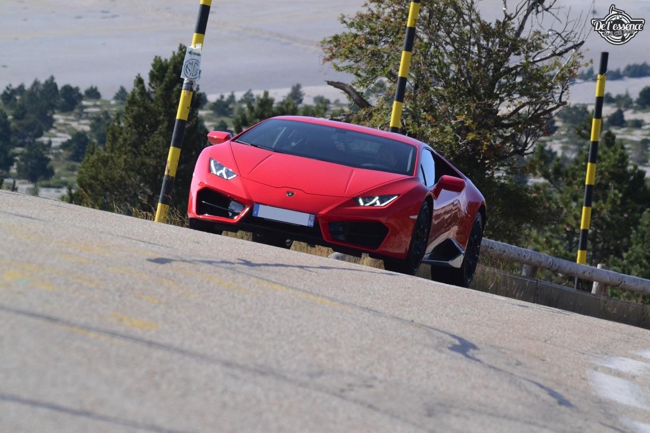 Lamborghini Huracan LP580-2 : En altitude... 11