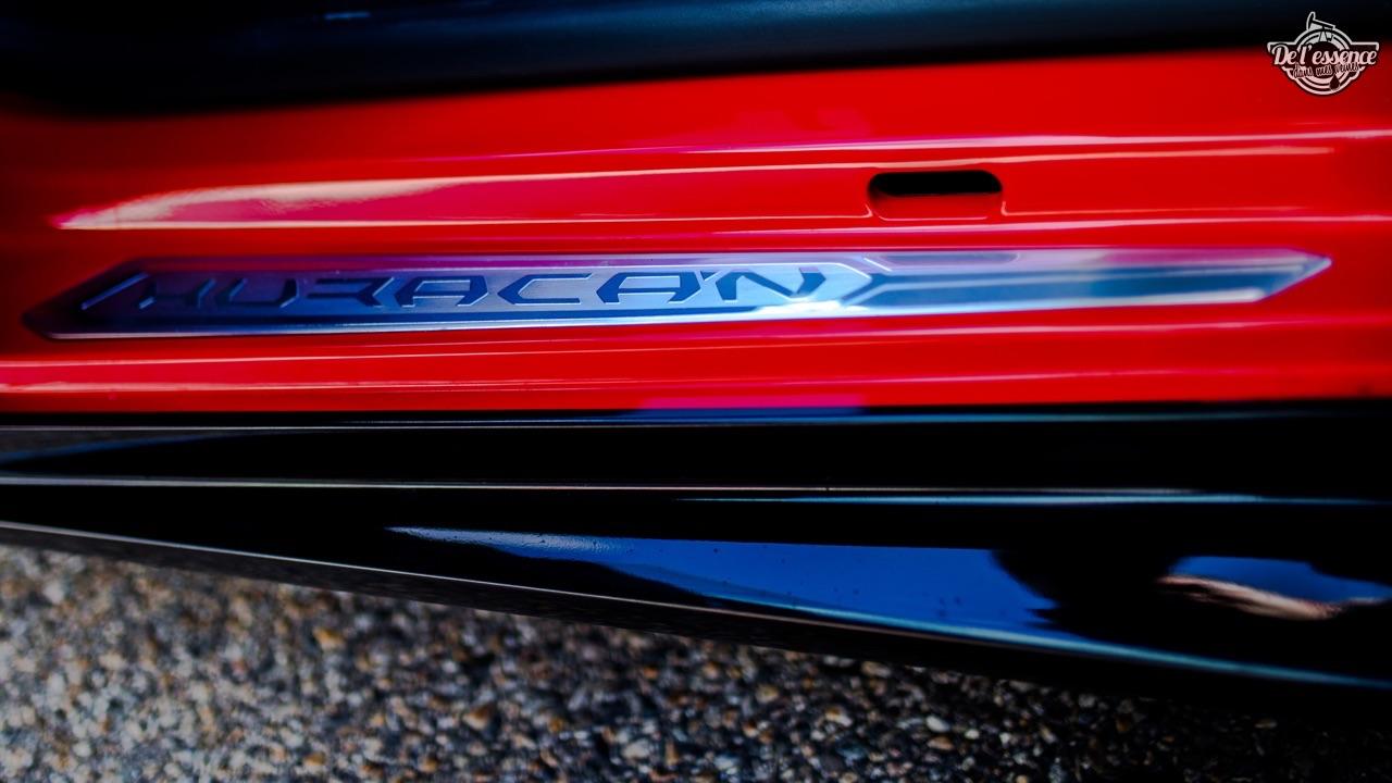 Lamborghini Huracan LP580-2 : En altitude... 2
