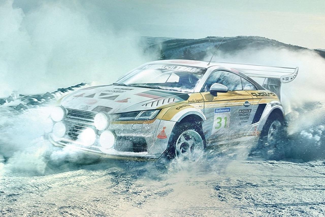Rally Car - Passé... présent... Une simple question de temps ! 6