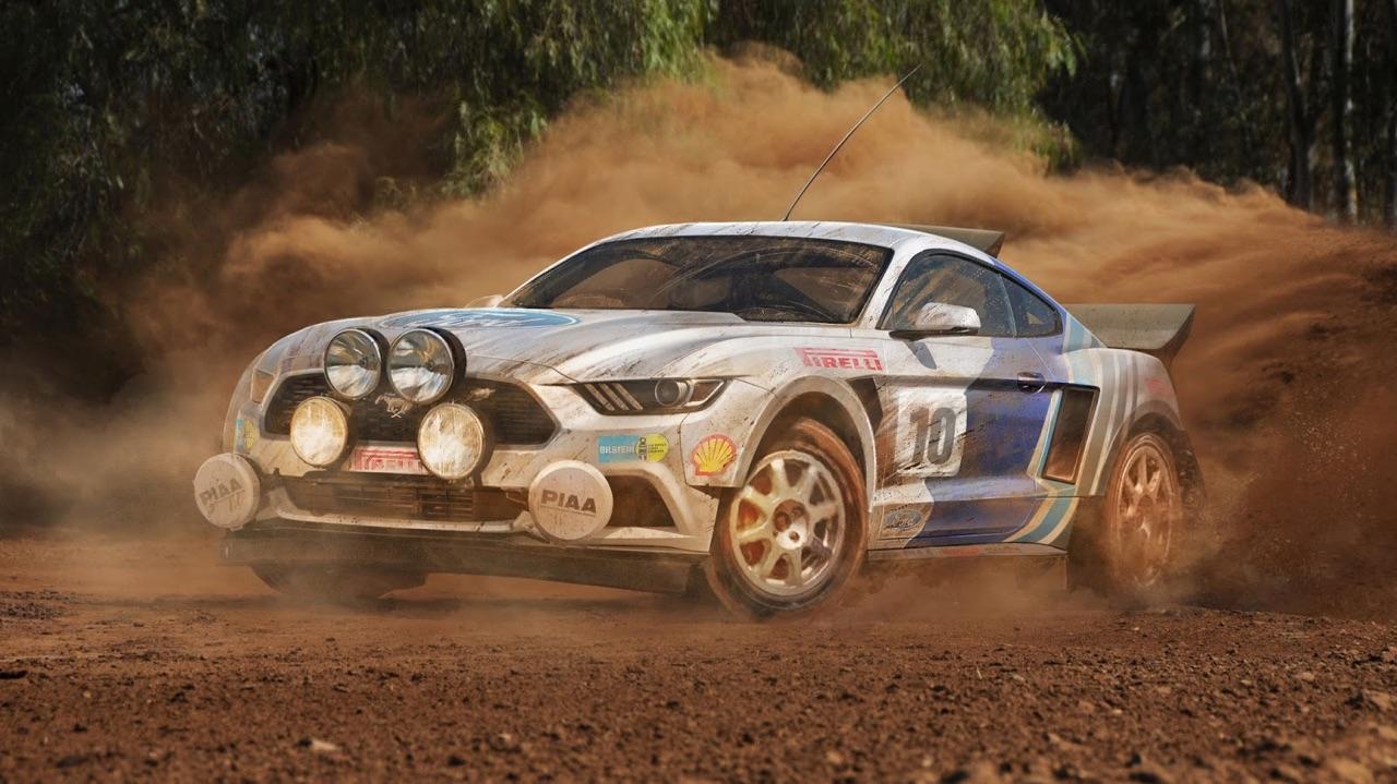 Rally Car - Passé... présent... Une simple question de temps ! 7