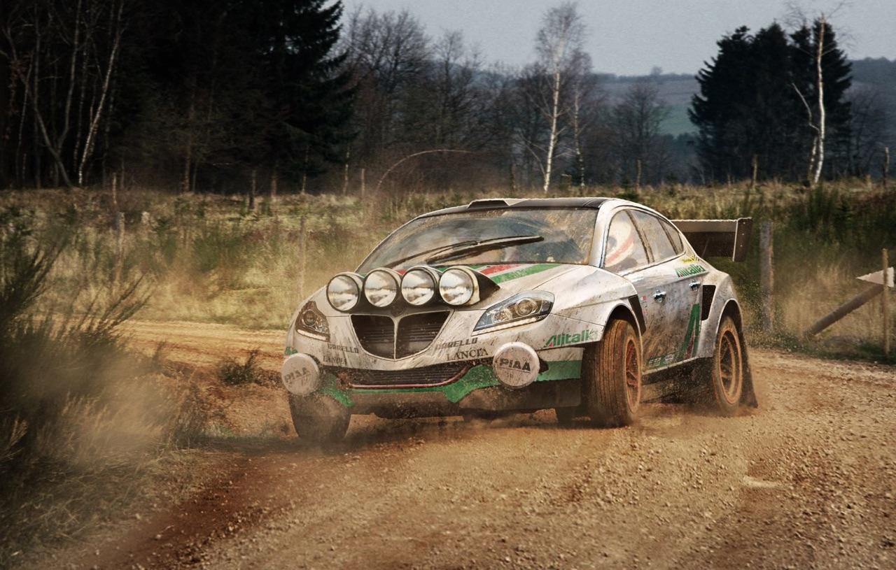 Rally Car - Passé... présent... Une simple question de temps ! 1