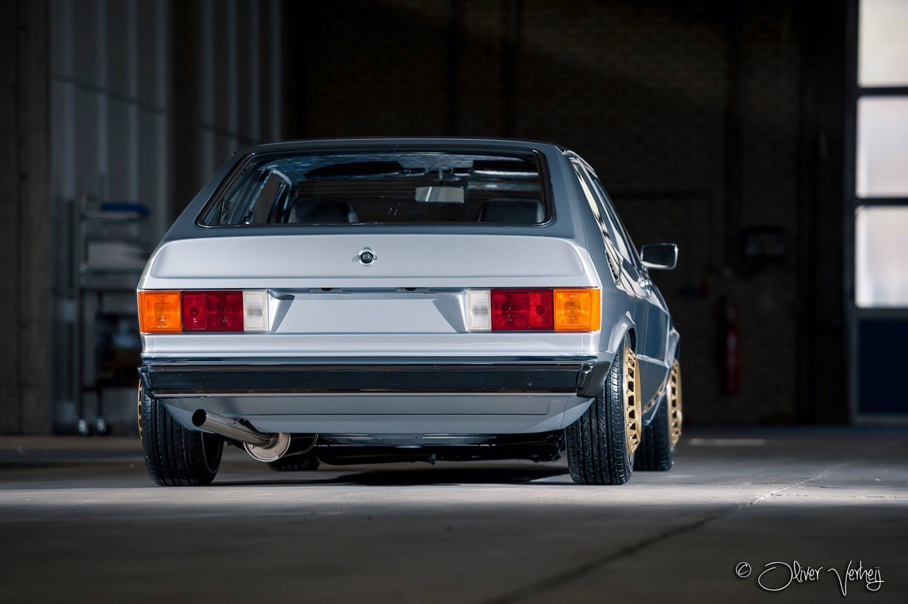 VW Scirocco - Top level ! 6