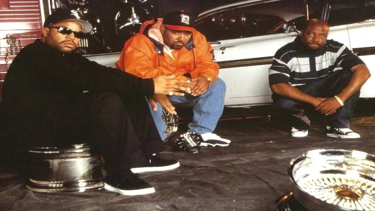 "A Fond : Mack 10 - ""Connected for life"" Ft. Ice Cube, WC, Butch Cassidy 1"