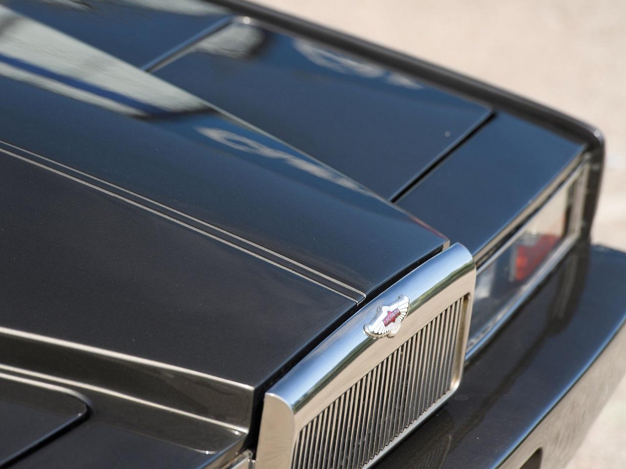 Aston Martin Lagonda Shooting Brake - One shot ! 2