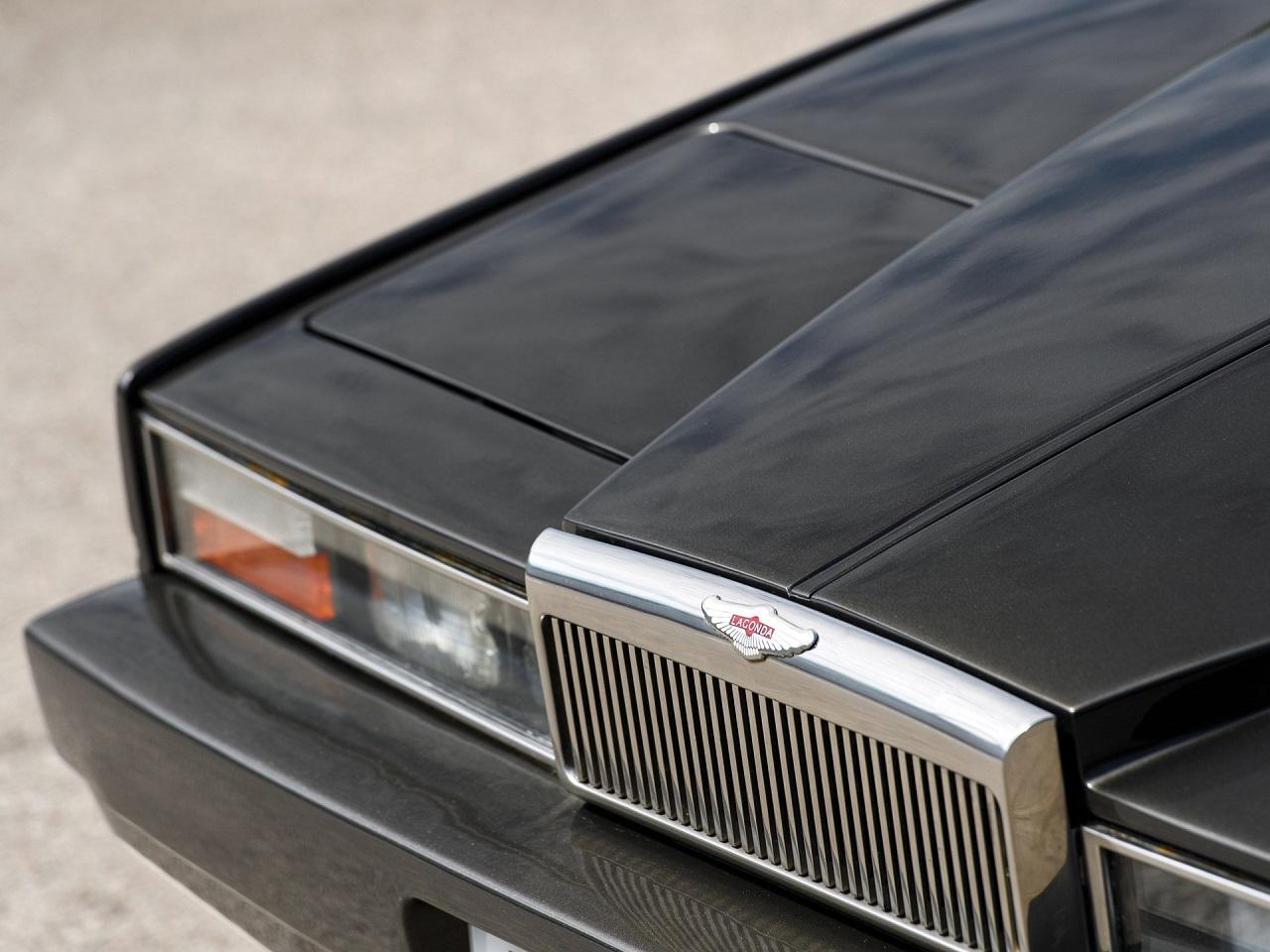 Aston Martin Lagonda Shooting Brake - One shot ! 19