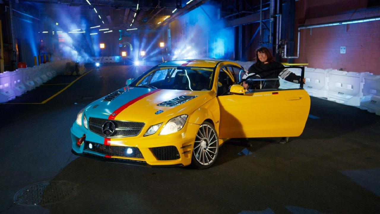 """#Drifteur - Corinna Gräff """"The Drift Beast"""" d'Hyperdrive ! 25"""