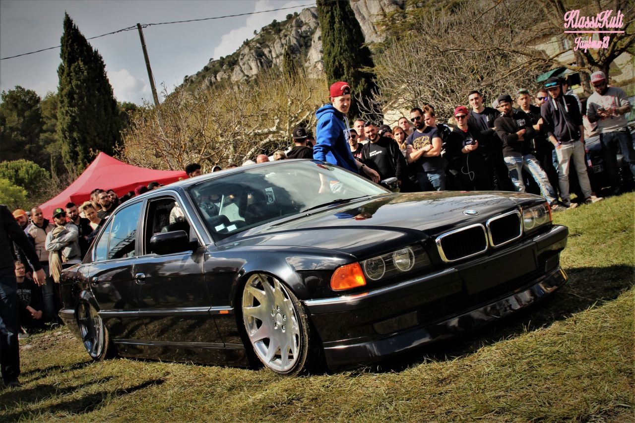 La BMW 728i de Max - E38 (encore) poséééee ! 4