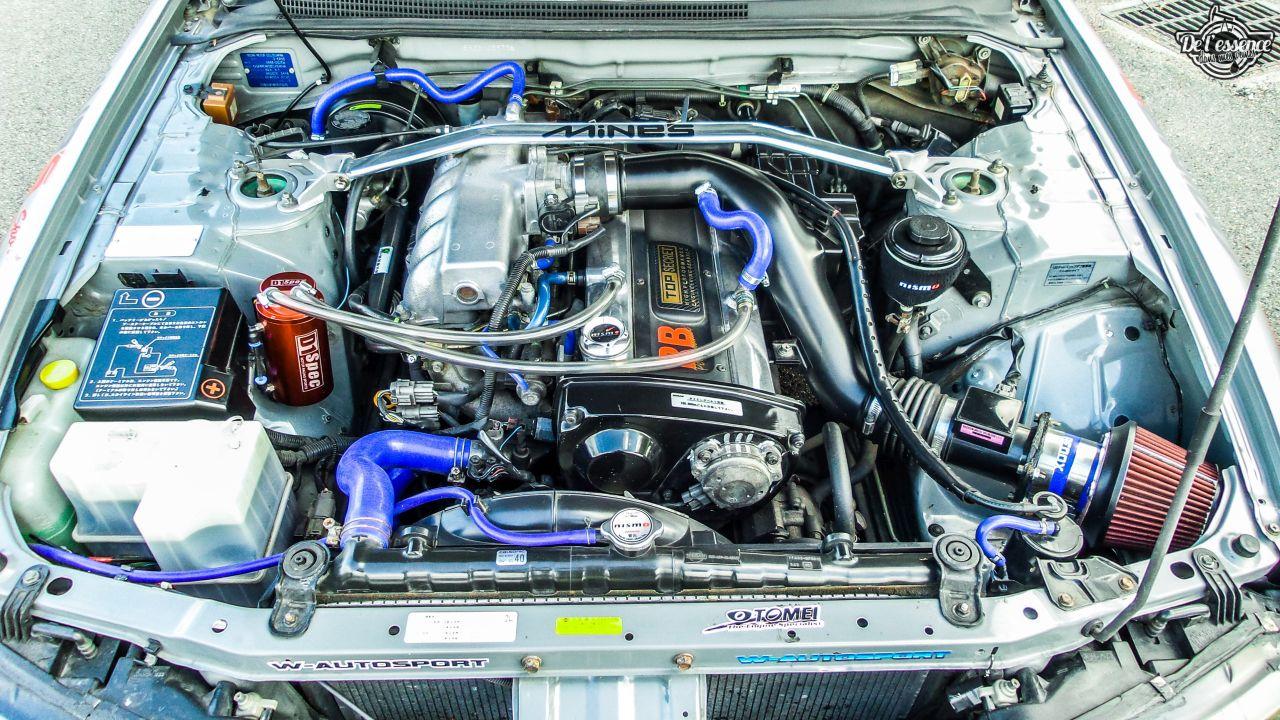 La Nissan Skyline R33 de Pascal - Pas une GT-R, et alors ?! 3