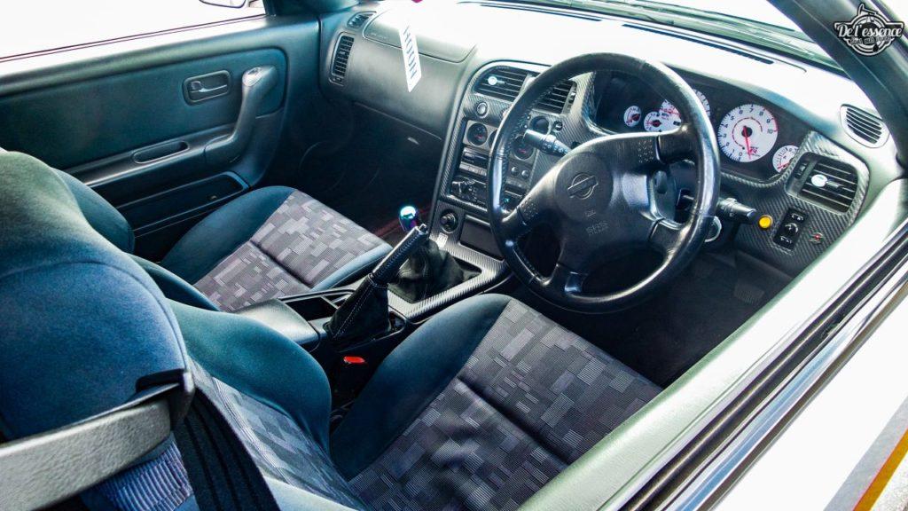 La Nissan Skyline R33 de Pascal - Pas une GT-R, et alors ?! 10