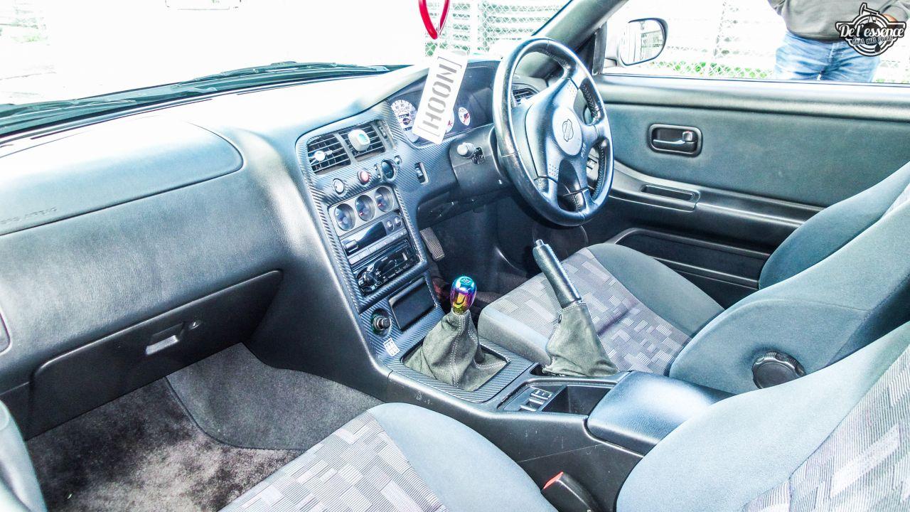 La Nissan Skyline R33 de Pascal - Pas une GT-R, et alors ?! 5