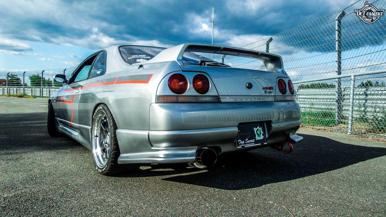 La Nissan Skyline R33 de Pascal - Pas une GT-R, et alors ?! 32