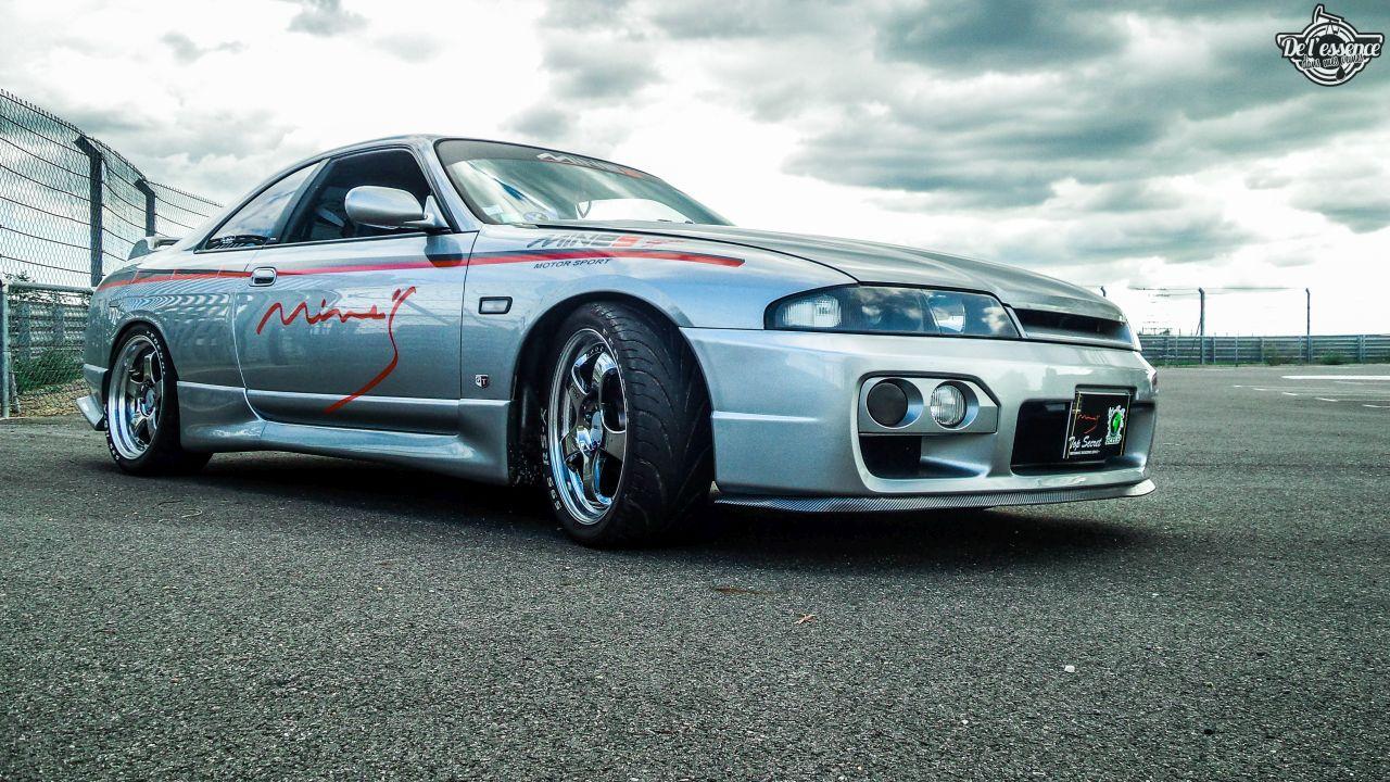 La Nissan Skyline R33 de Pascal - Pas une GT-R, et alors ?! 4