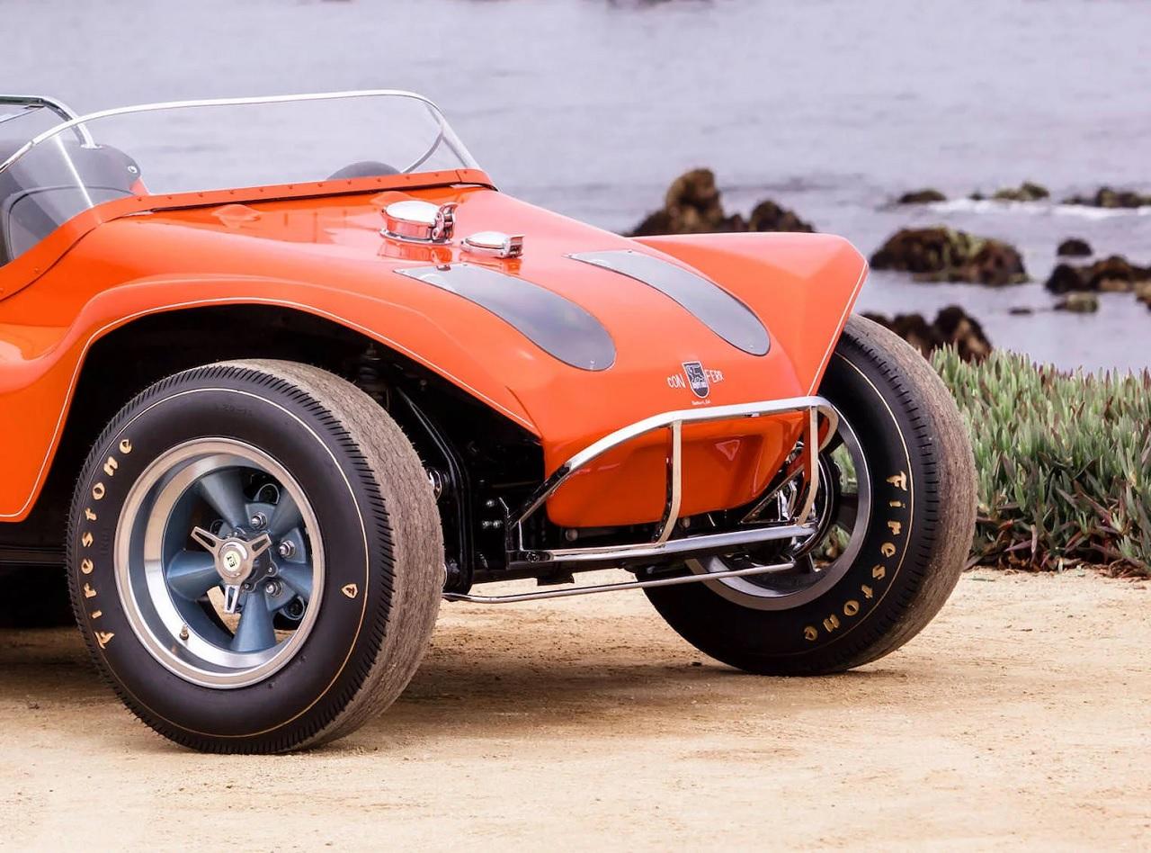 Steve McQueen's Dune Buggy 37