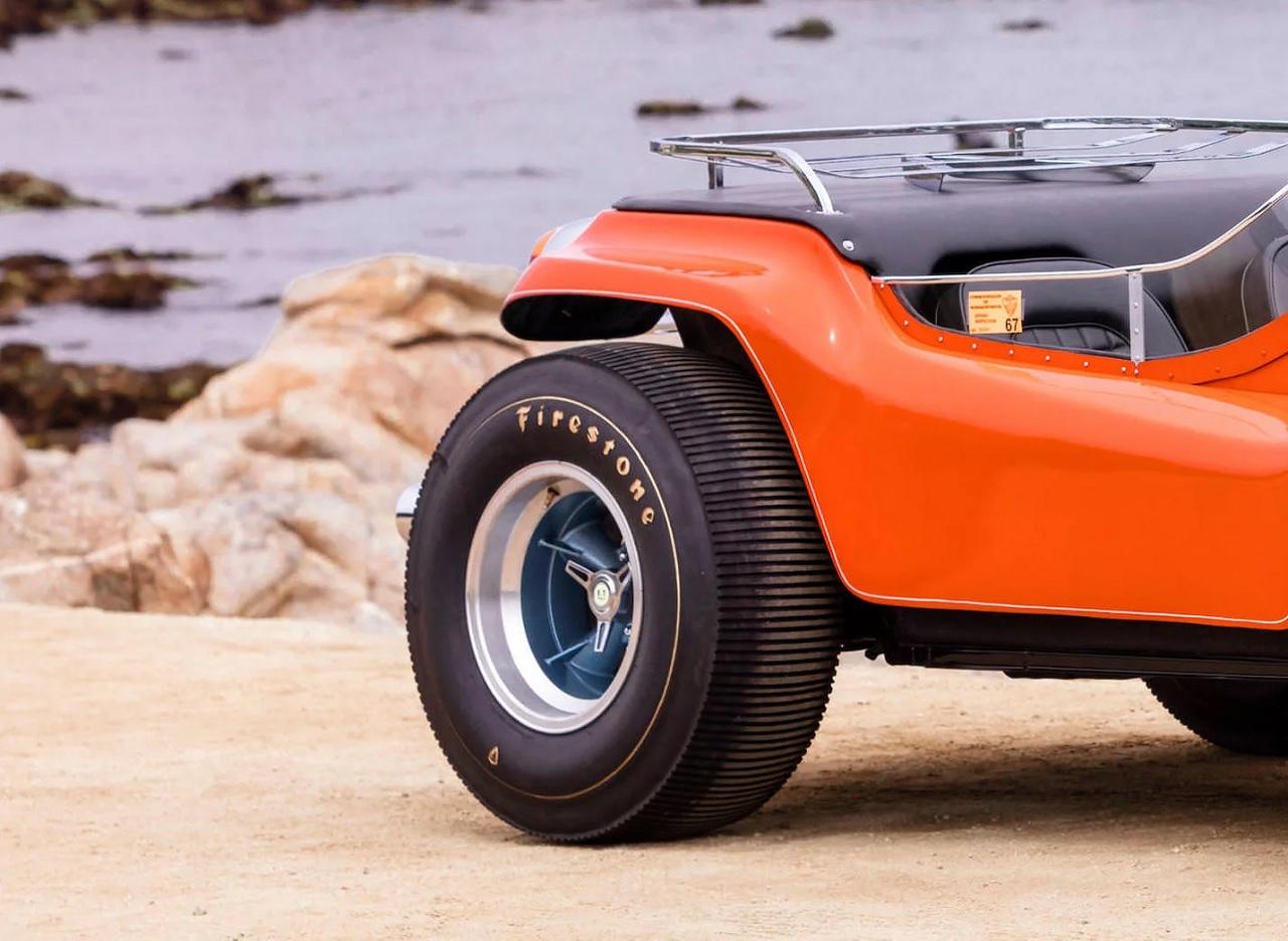 Steve McQueen's Dune Buggy 36