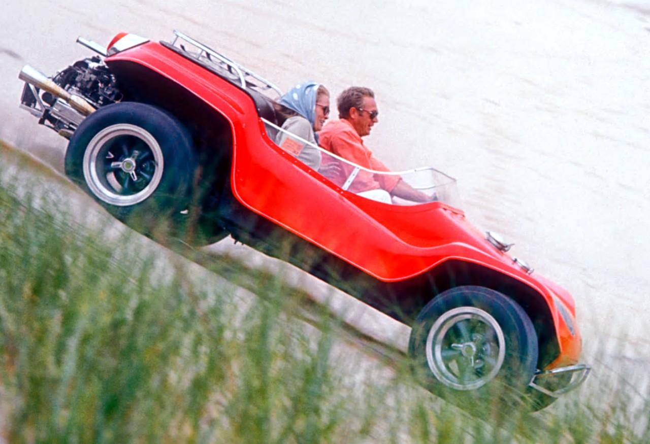 Steve McQueen's Dune Buggy 35