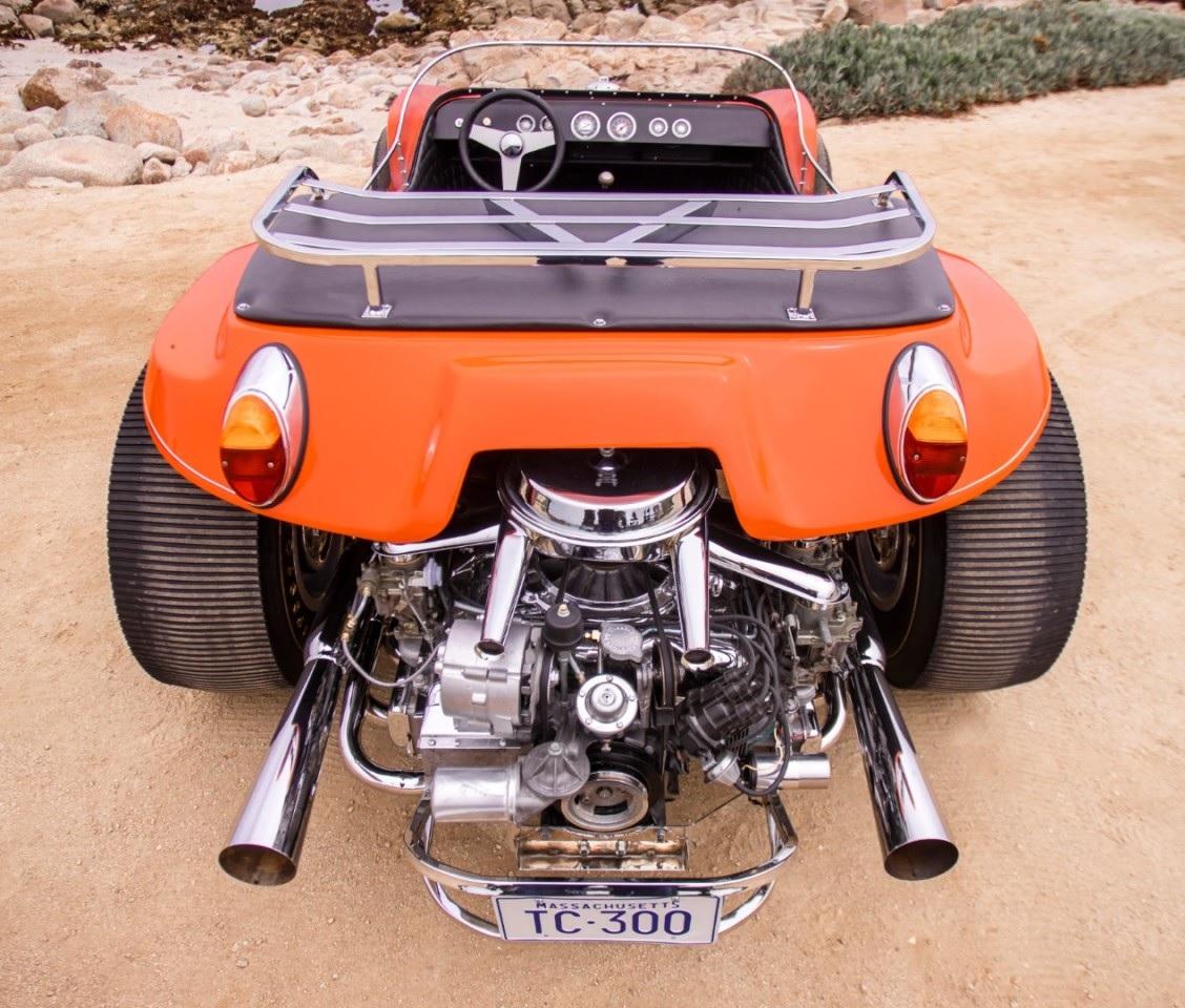 Steve McQueen's Dune Buggy 34