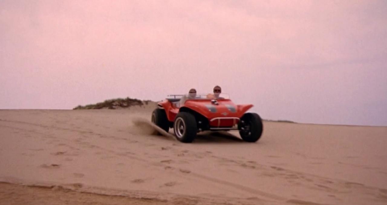 Steve McQueen's Dune Buggy 32