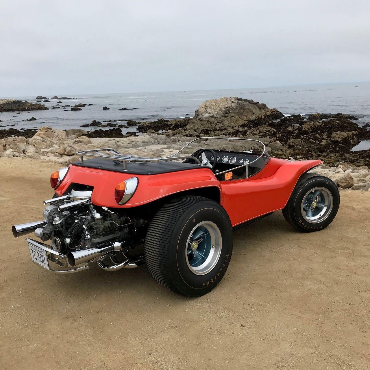 Steve McQueen's Dune Buggy 31