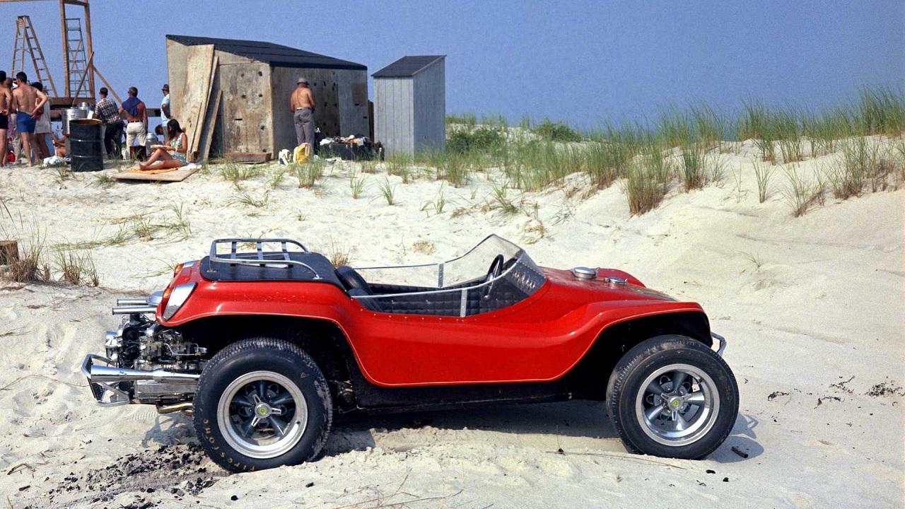 Steve McQueen's Dune Buggy 29