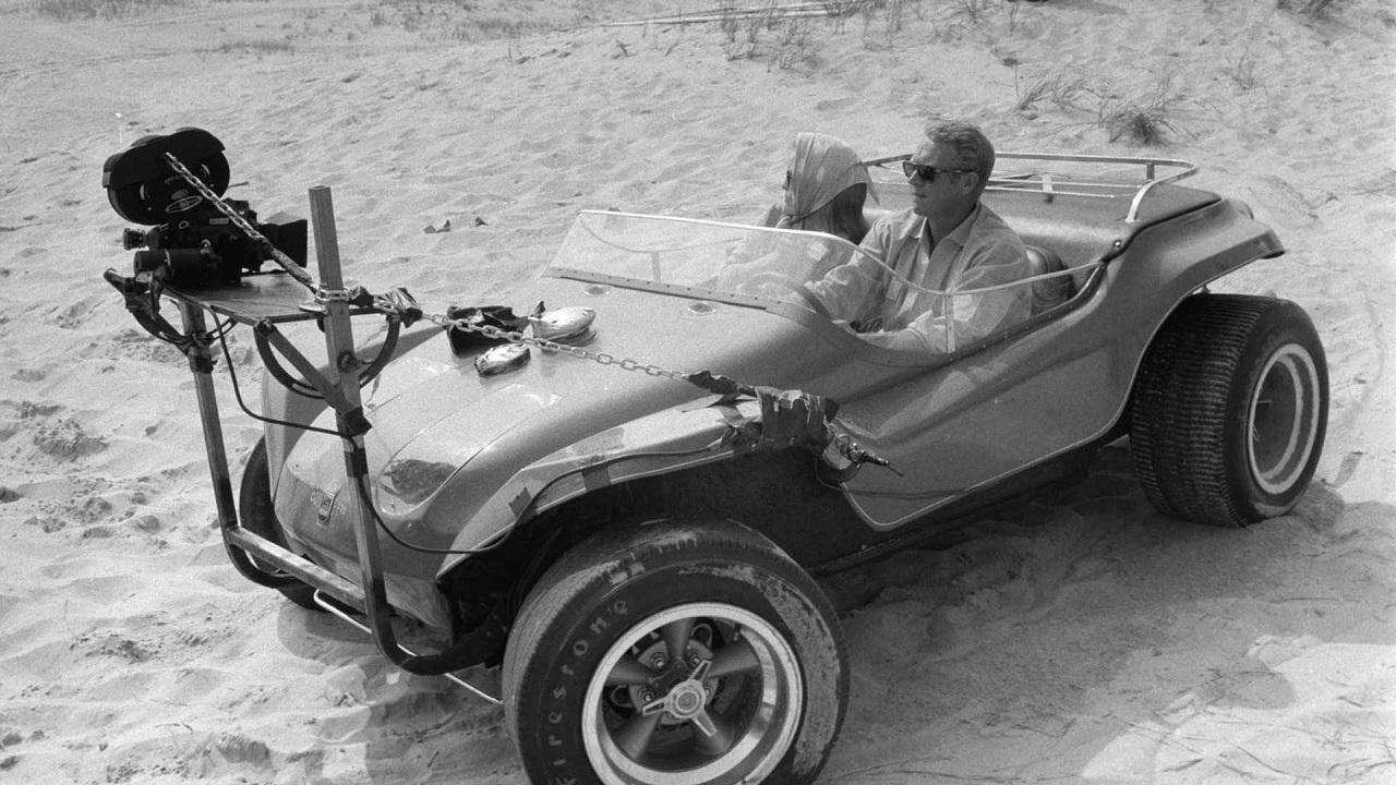 Steve McQueen's Dune Buggy 28