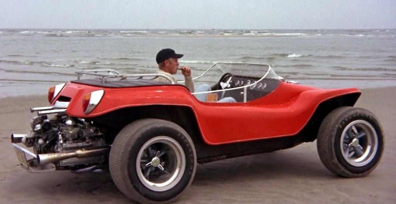 Steve McQueen's Dune Buggy 38